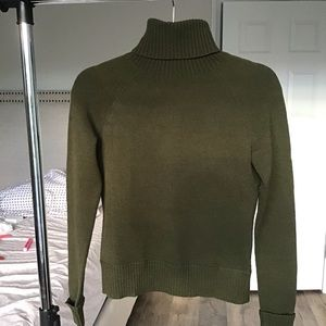 Banana republic merino wool turtleneck sweater